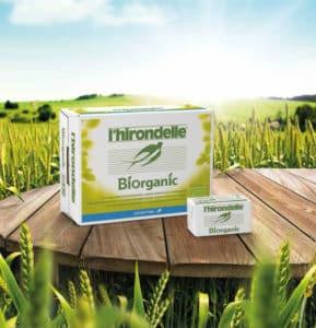 L'agence Bigfoot a conçu la campagne de lancement de la gamme de produits Biorganic de la société Lesaffre.