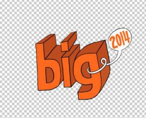 chaque année, l'agence bigfoot confie la réalisation de sa carte de voeux à un illustrateur de renom. En 2014, c'est Chris Piascik